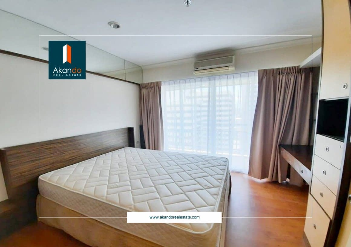 1 Bedroom Grand Park View Condominium, Bangkok