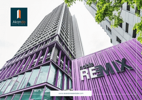 2 Bedroom Noble Remix Condominium, Bangkok