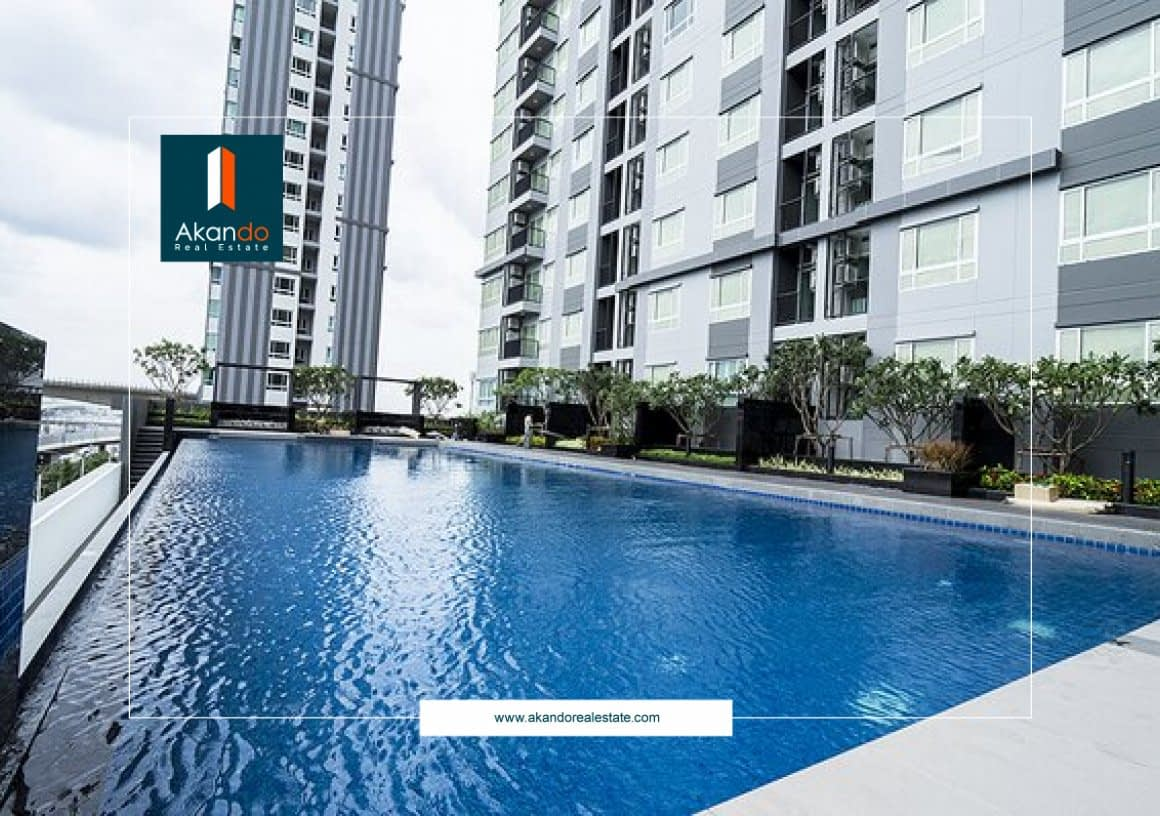 1 Bedroom for sale at The President Sathorn-Ratchaphruek 2