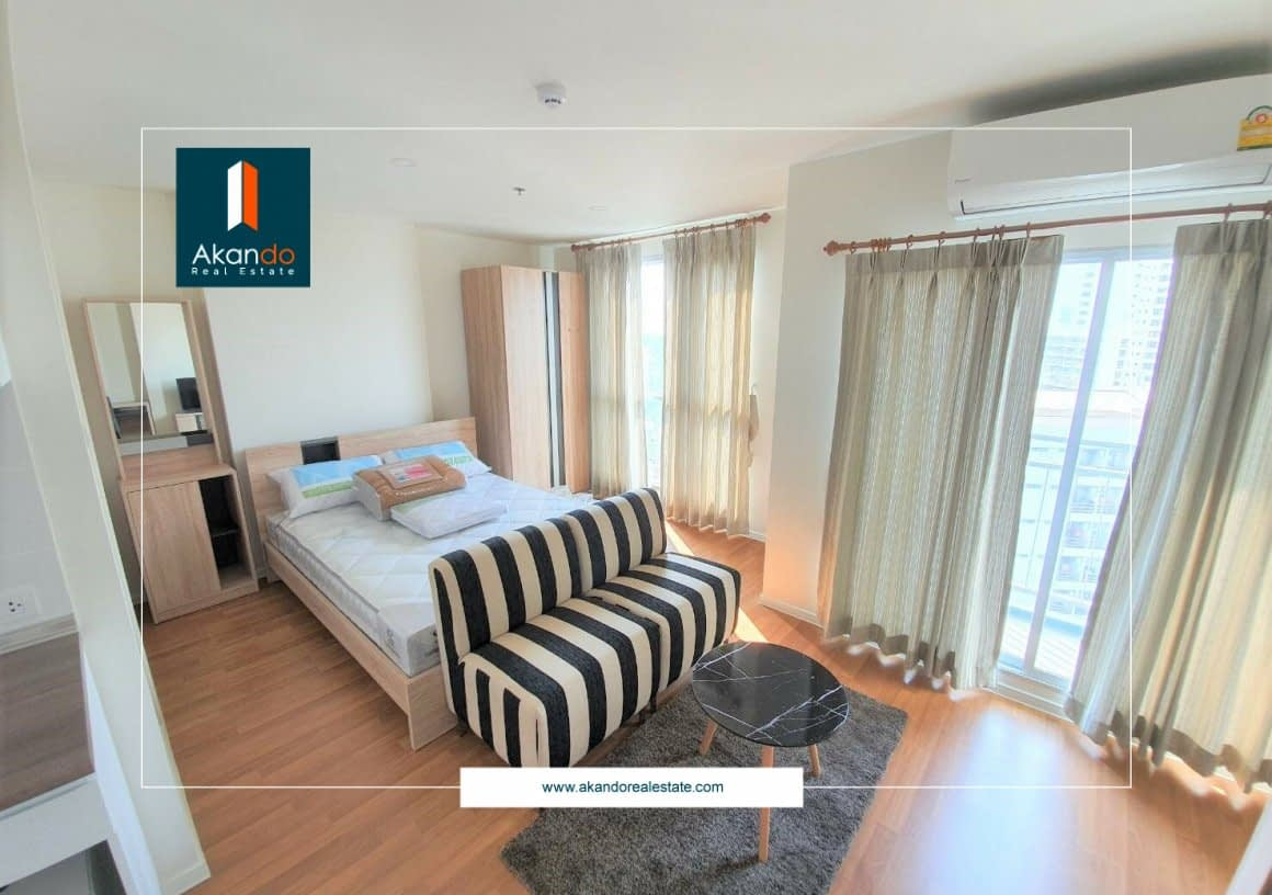 1 Bedroom 1 Bathroom for sale at The Selected Kaset-Ngamwongwan by LPN