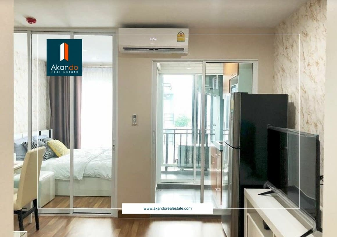 1 Bedroom for Sale at Regent Home Sukhumvit 81, Bangkok