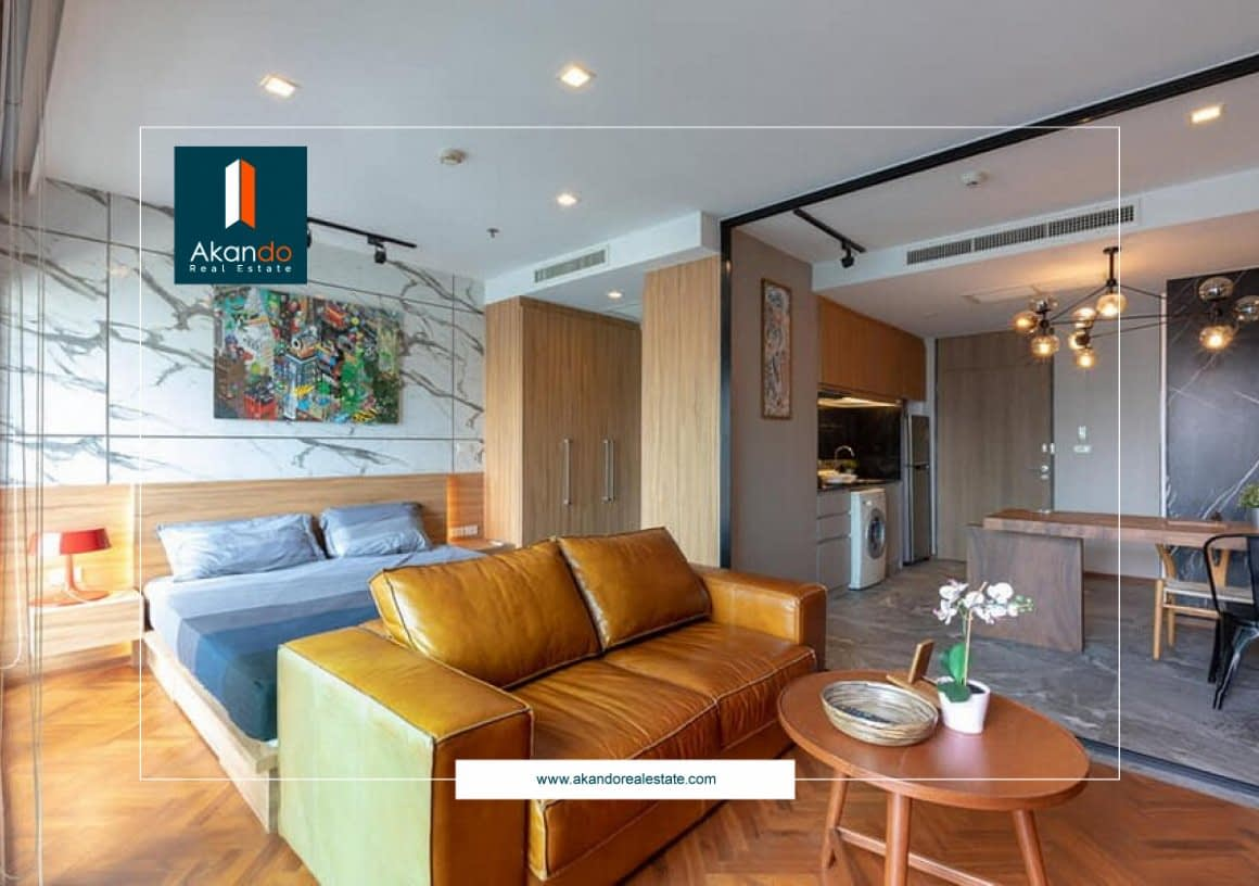 1 Bedroom Noble Remix Condominium, Bangkok