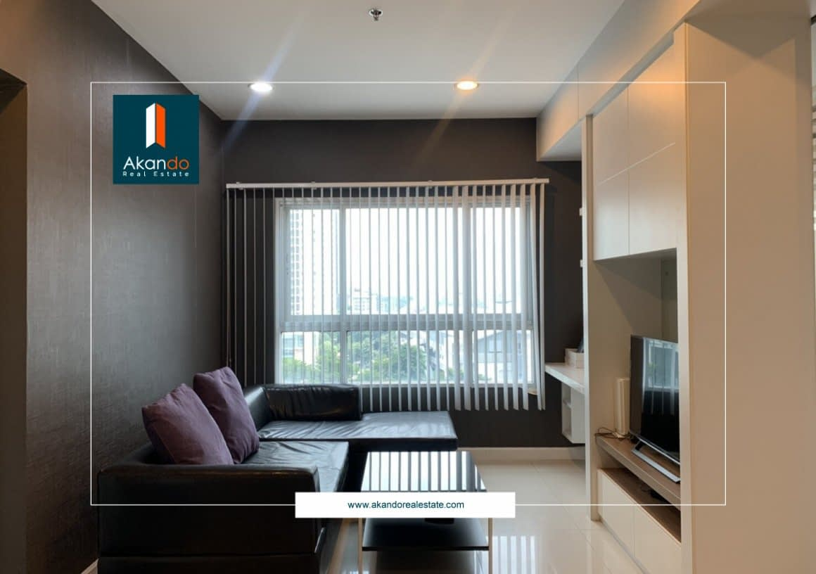 1 Bedroom Q House Sathorn Condominium, Bangkok