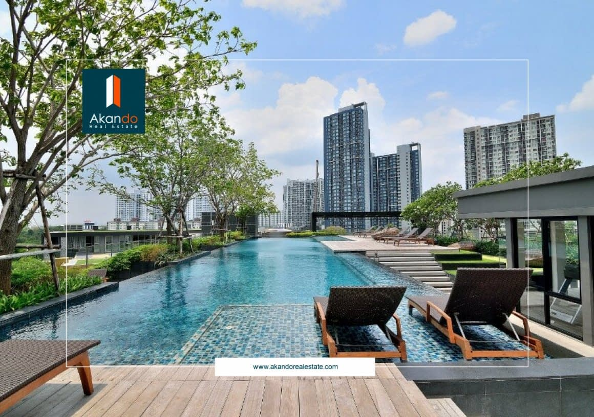 1 bedroom for sale at The Base Sukhumvit 77