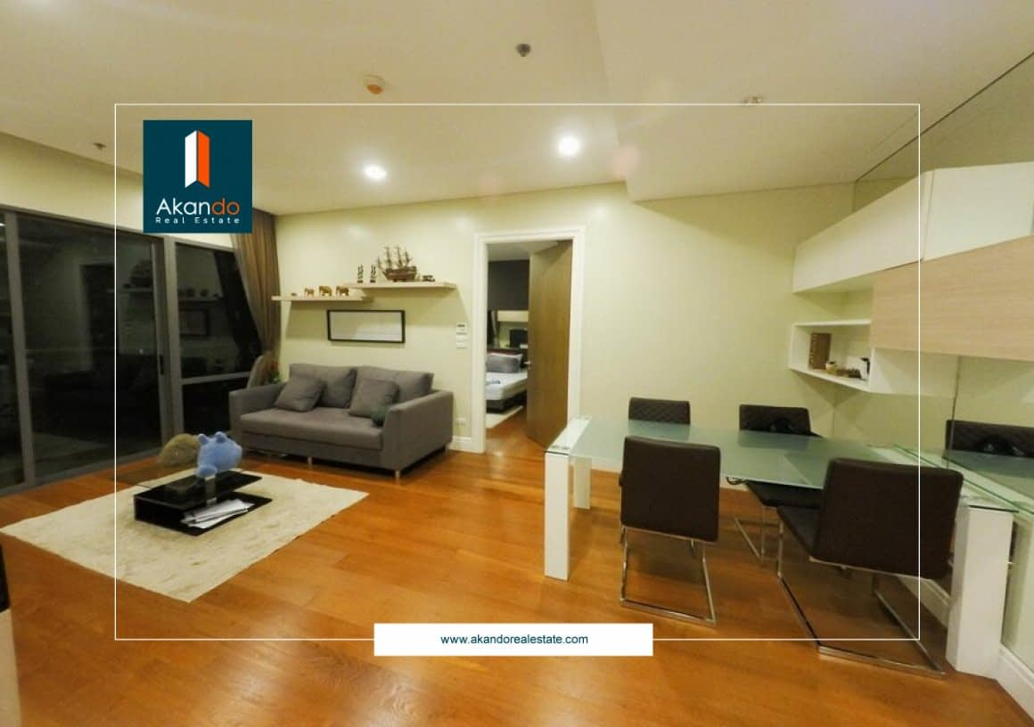 2 Bedroom Bright Sukhumvit 24 Condominium, Bangkok