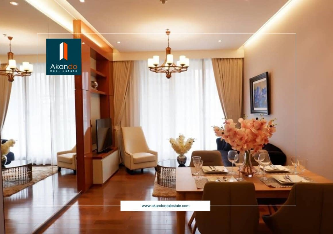 2 Bedroom The Address Sukhumvit 28 Condominium, Bangkok