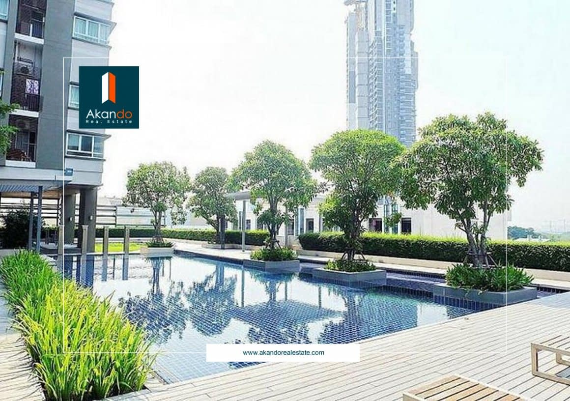 1 bedroom for sale at SYM Vibha – Ladprao