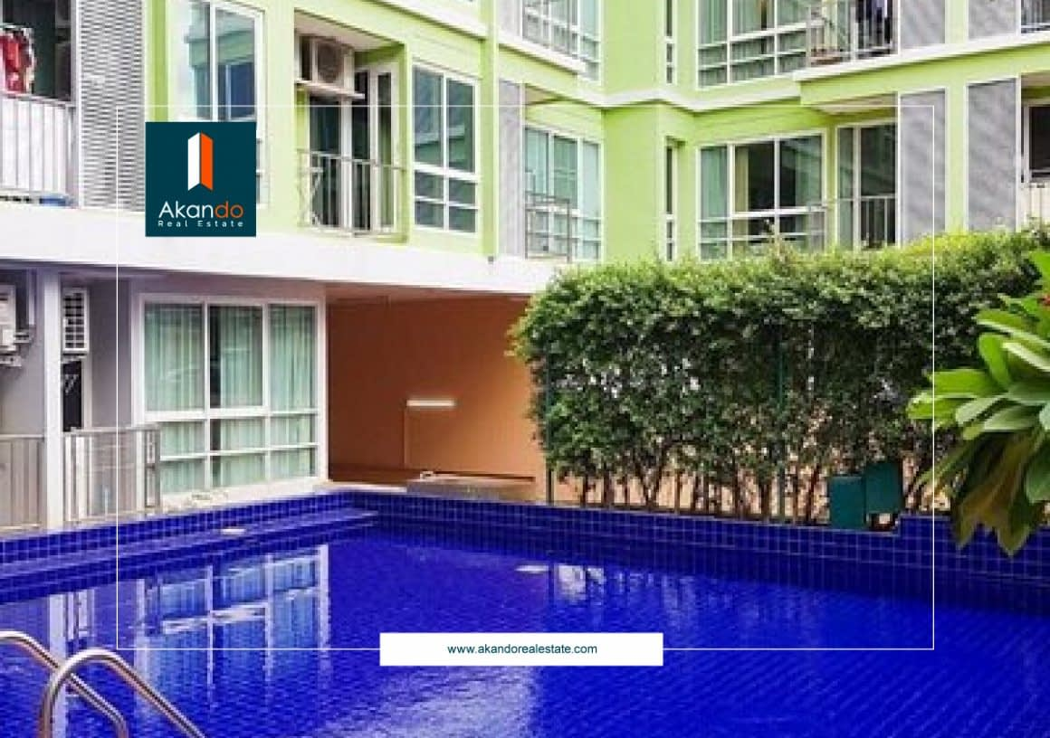 1 bedroom for sale at Emerald Residence Ratchada